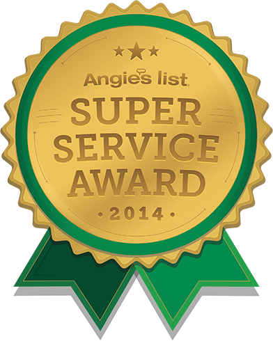 2014 Super Service Award Winner